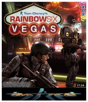 彩虹六号维加斯2修改器+7 V1.04 绿色版