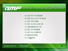 新雨林木风 Ghost Win7 x64 SP1 装机版 2014.08