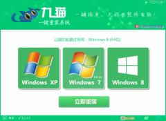 九猫一键重装系统下载 九猫一键重装系统工具v3.1.1.4官方版
