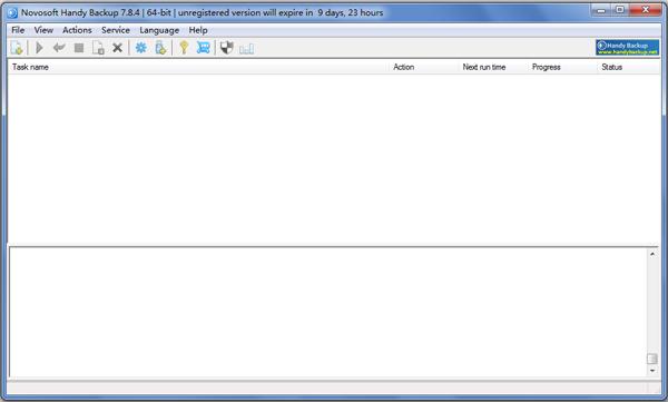 Handy Backup(备份工具) V7.8.4.45 多国语言版