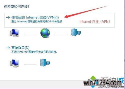 win10自带虚拟专用网无法连接的解决步骤4