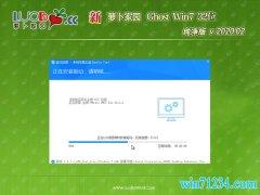 新萝卜家园Win7 安全纯净版32位 v2020.02