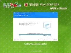 新萝卜家园GHOST WIN7 (64位) 电脑城旗舰版 V201906(激活版)
