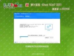 新萝卜家园GHOST Win7x86 好用旗舰版 v2019.06月(永久激活)