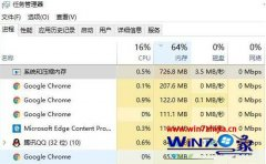 快速处理windows10系统谷歌浏览器占用内存太多的步骤?